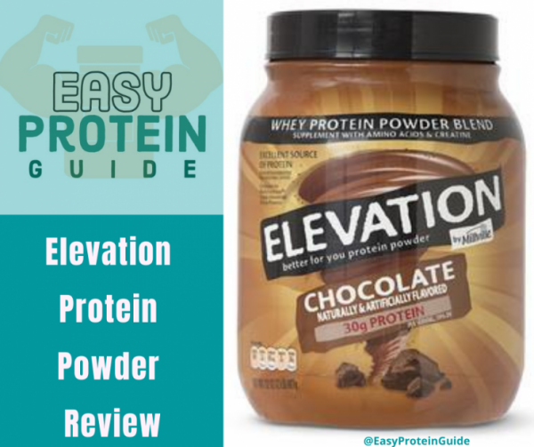 Elevation protein powder review