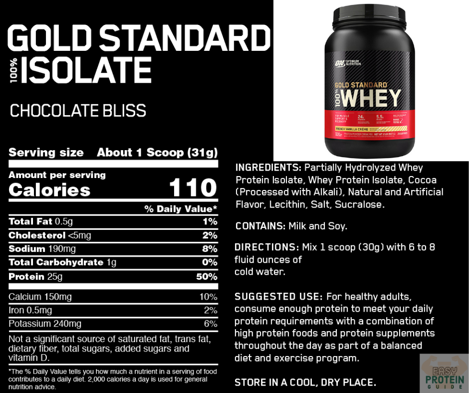 optimum nutrition Costco protein powder